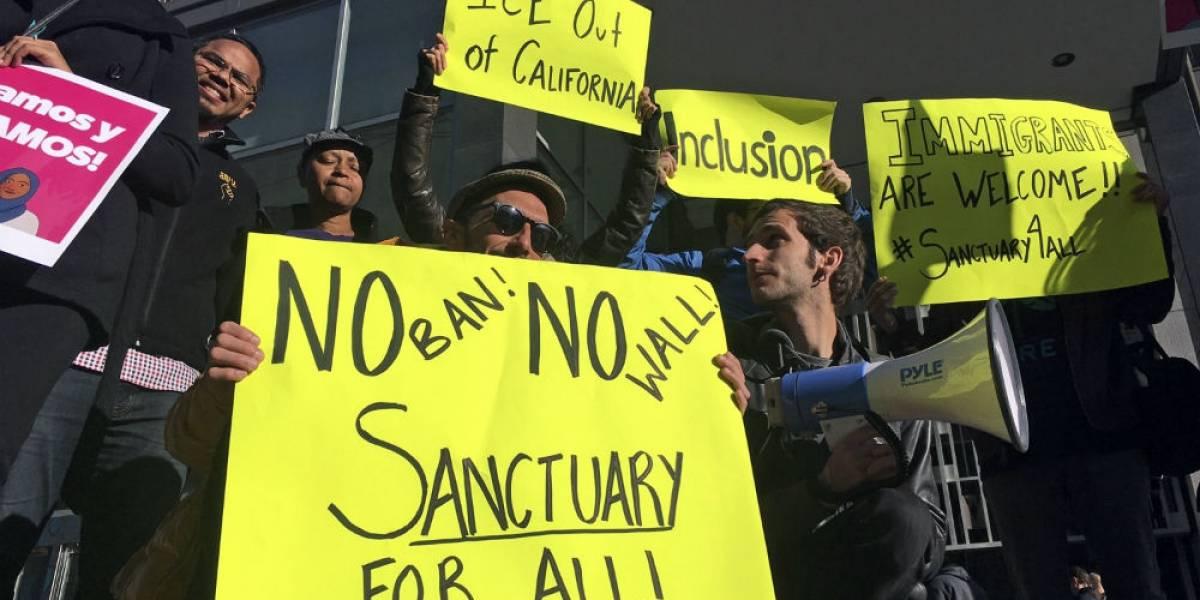Juez bloquea definitivamente sanciones contra ciudades santuario