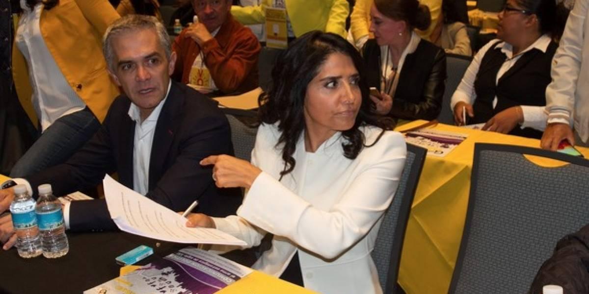 #Política Confidencial: Barrales, en aprietos con Mancera