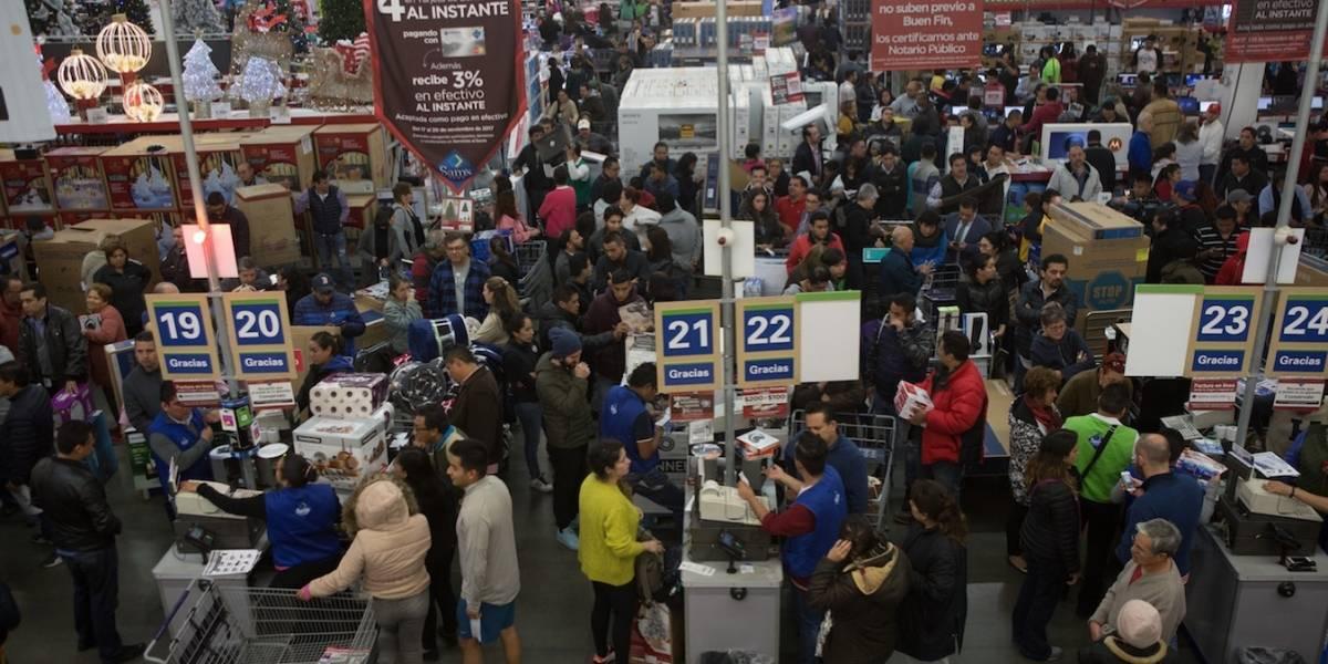 Ventas del Buen Fin 2017 superan meta de 100 mil mdp: comerciantes