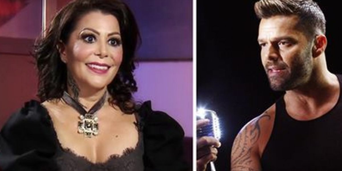 Ricky Martin confiesa que Alejandra Guzmán le rompió el corazón