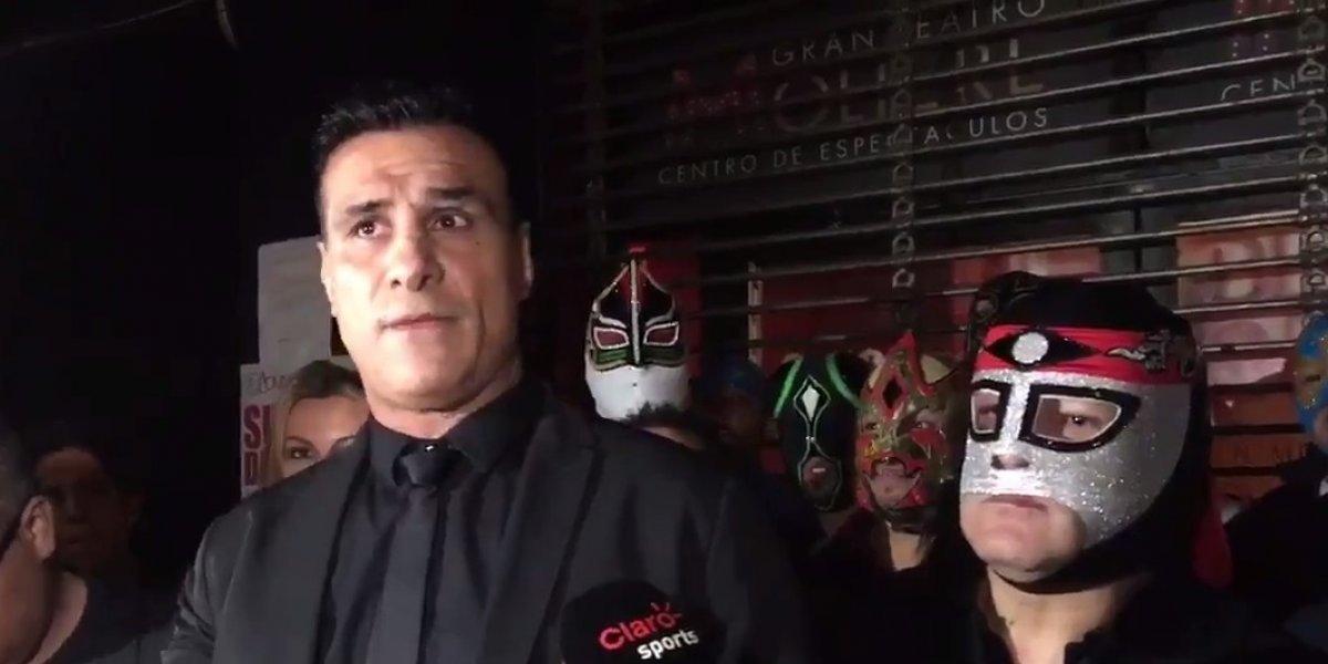 Alberto del Río culpa a la corrupción por cancelación de evento benéfico