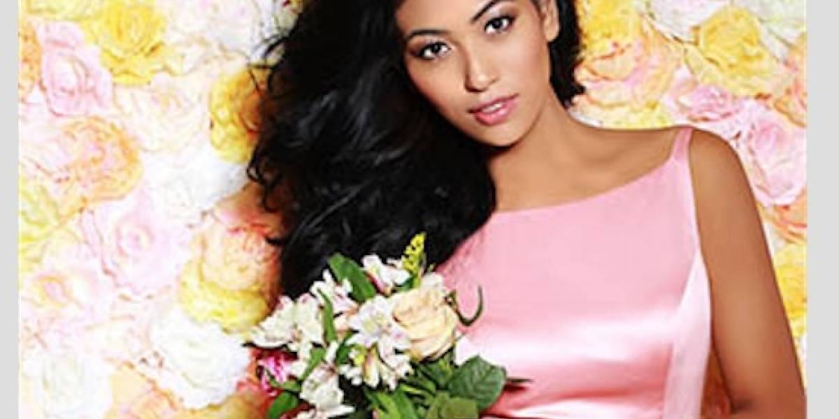 Miss Nepal sufre tremenda caída en Miss Universo 2017