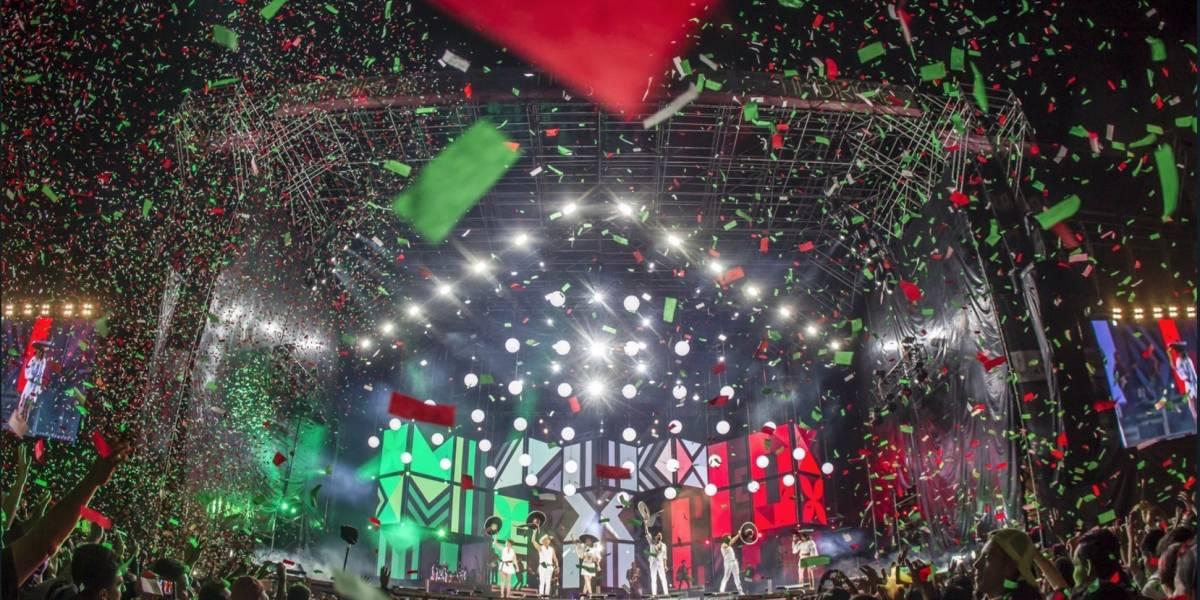 Timbiriche reúne a más de 125 mil personas en el Zócalo