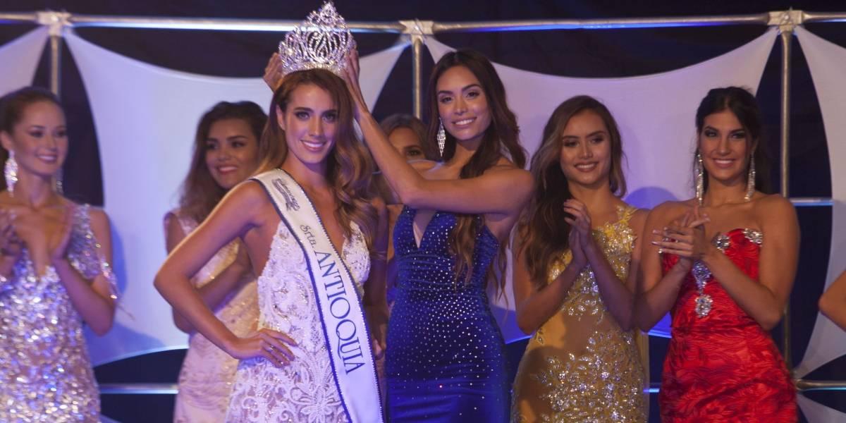Antioquia eligió a su representante al Concurso Nacional de Belleza en Cartagena