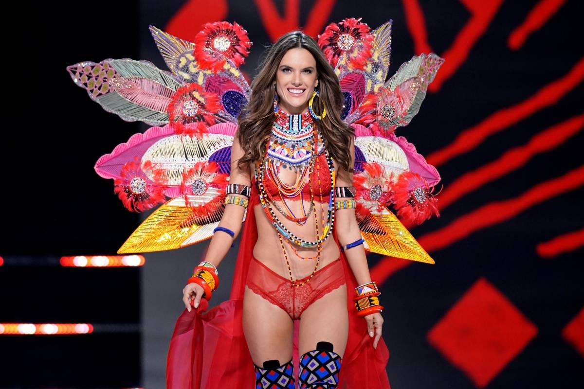 Modelo Alessandra Ambrosio | Aly Song/Reuters
