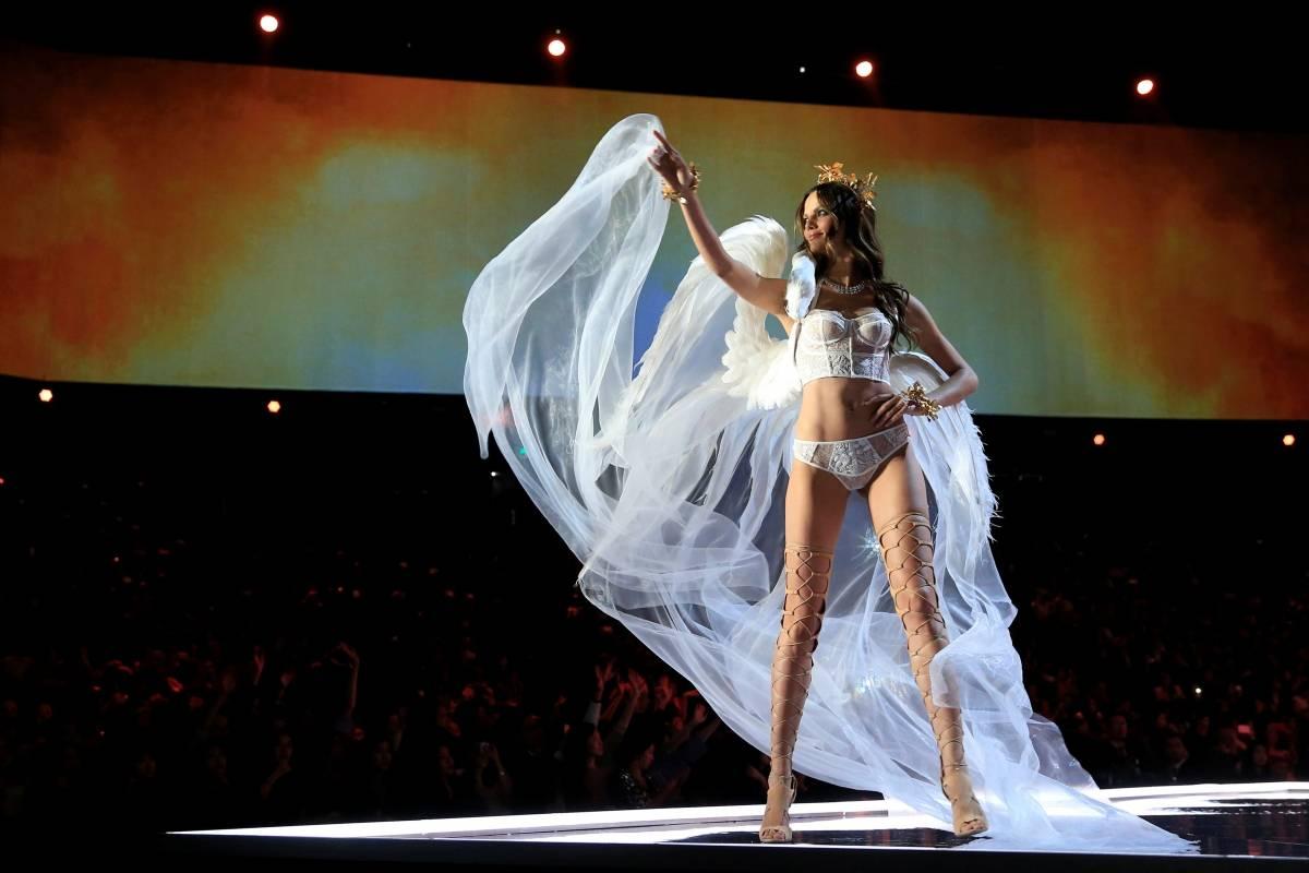 Modelo Barbara Fialho | Aly Song/Reuters
