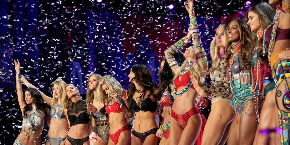 Desfile da Victoria's Secret mostra novas tendências em lingeries; veja fotos