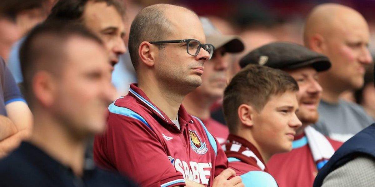 Afición del West Ham llama al 999 para denunciar '11 muertos en la cancha'