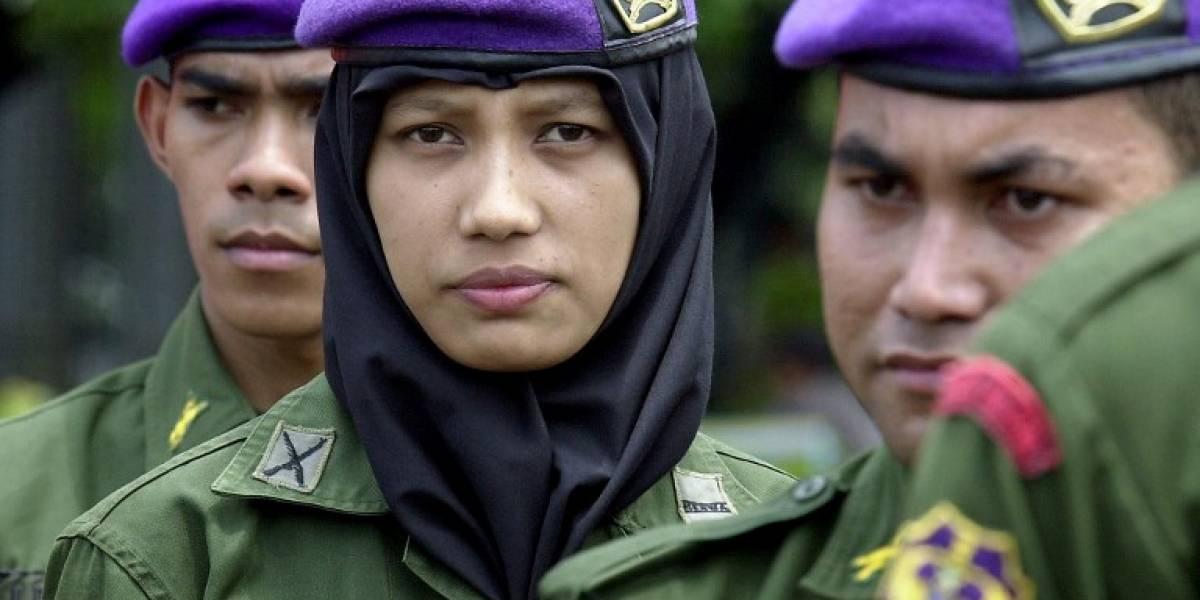 Hasta cuándo con estas prácticas: Indonesia sigue aplicando test de virginidad a mujeres que ingresan a FFAA