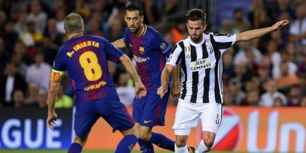Minuto a minuto: Juventus y Barcelona animan duelo de gigantes en la Champions