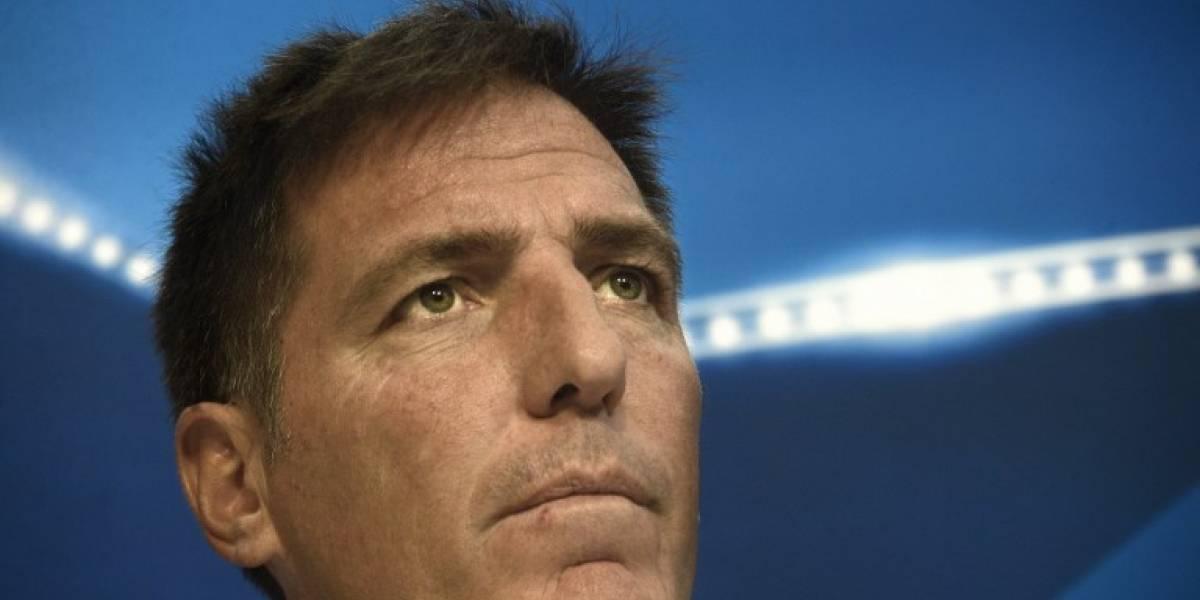 Sevilla confirma que Eduardo Berizzo padece cáncer de próstata