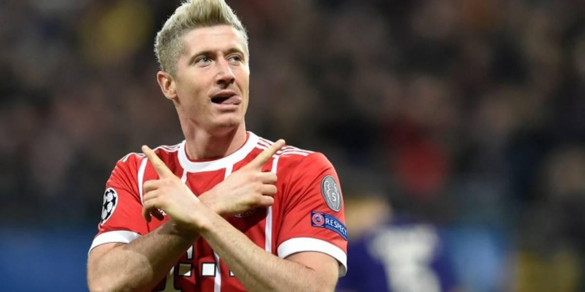 Así vivimos la victoria de Bayern Munich ante el Anderlecht