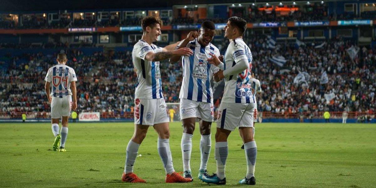 Pachuca vence al Atlante y jugará la final de la Copa MX