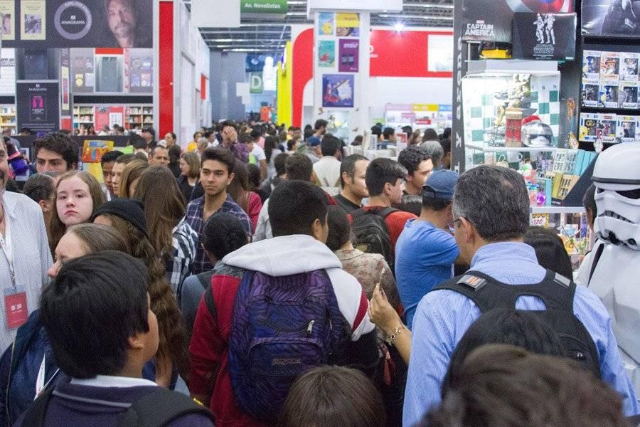 Alistan operativo de seguridad para la Feria Internacional del Libro
