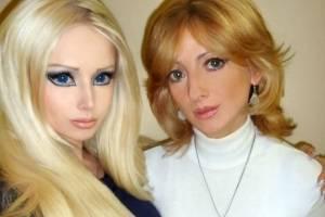 Avó da Barbie Humana