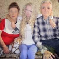 Avós da Barbie Humana