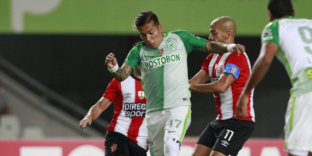 Dayro Moreno está más cerca de seguir en Nacional que ir a México
