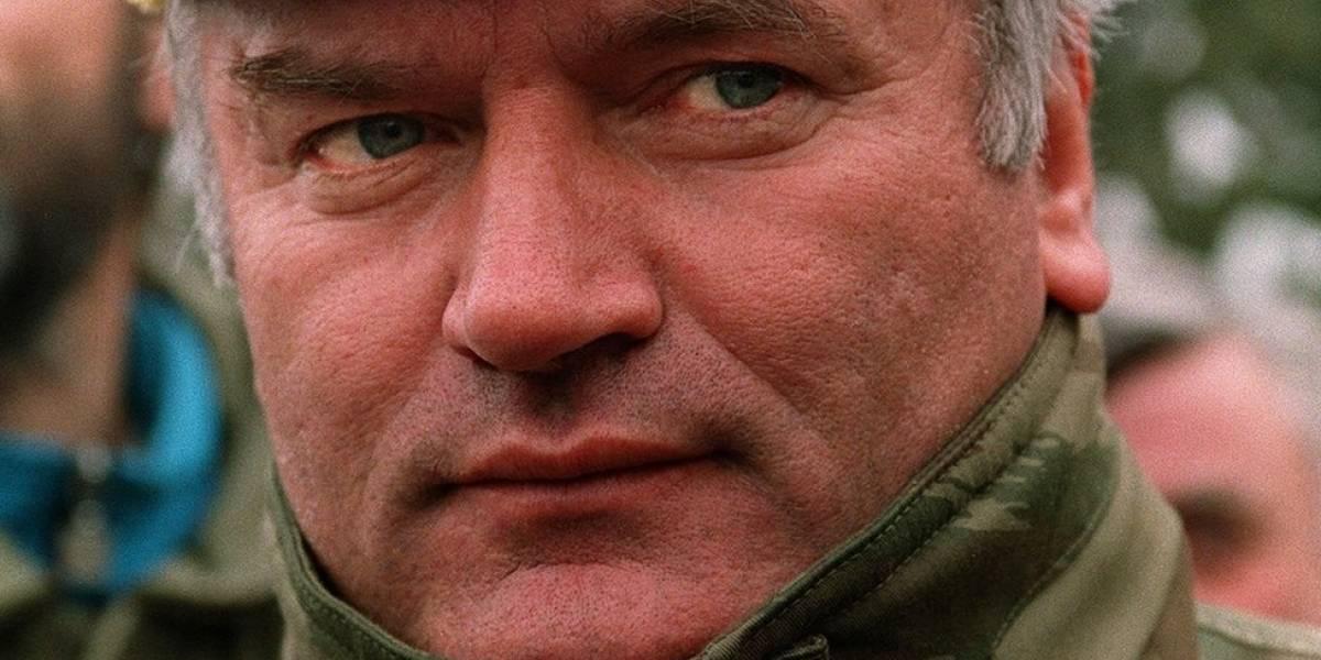 """Quién es Ratko Mladic, el """"carnicero de Bosnia"""" sentenciado a cadena perpetua por genocidio y crímenes de guerra en la antigua Yugoslavia"""