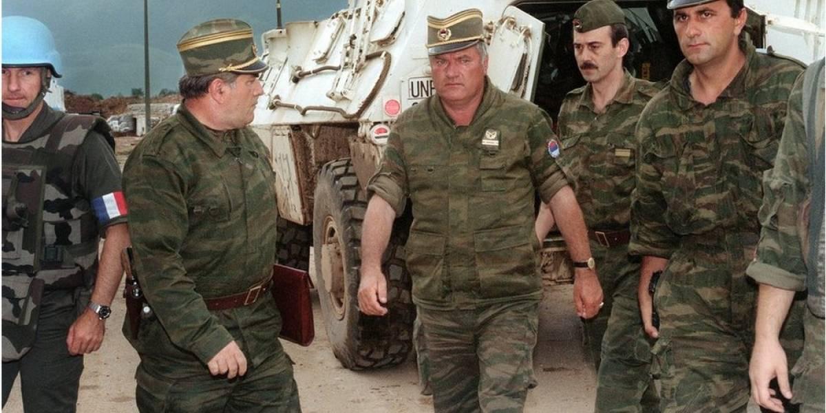 Ratko Mladic, o 'açougueiro da Bósnia' é condenado pela maior atrocidade na Europa no pós-Guerra