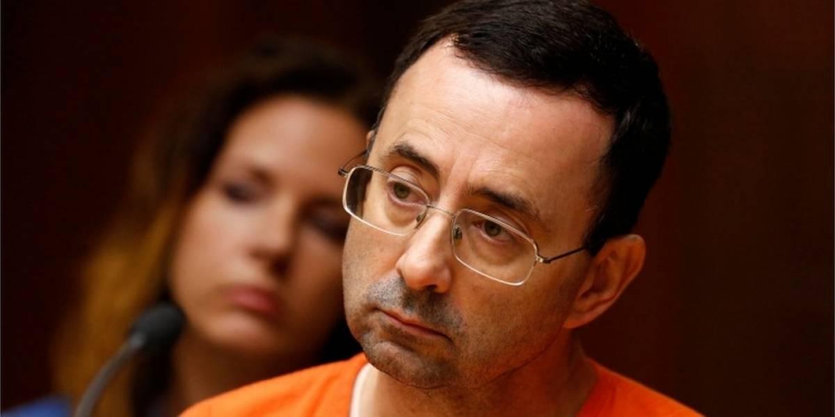 """""""Es un monstruo no un doctor"""": la admisión de culpabilidad de Larry Nassar, el médico acusado de abusar de decenas de jóvenes gimnastas en Estados Unidos"""