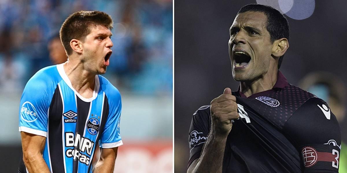 Copa Libertadores: 4 historias que hacen que el duelo entre Lanús y Gremio sea una final única