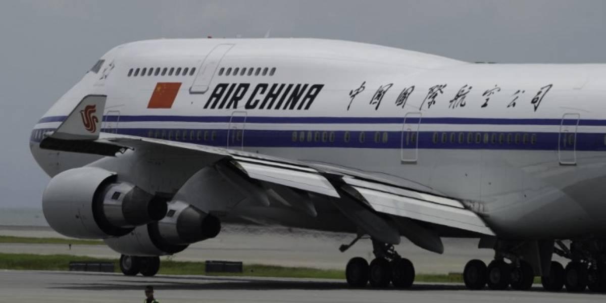 Air China suspende sus vuelos hacia Corea del Norte
