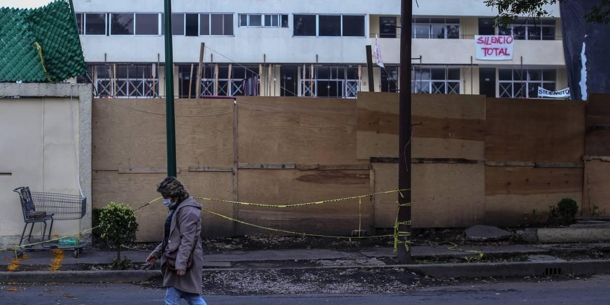 Detienen a chofer de la dueña del Colegio Rébsamen