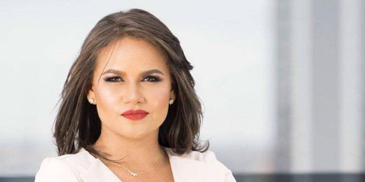 Anyi Lizardo, nuevo rostro dominicano en CNN