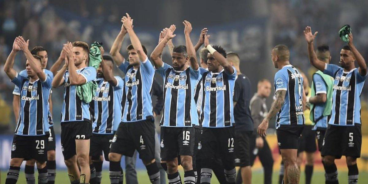 Gremio toma ventaja sobre Lanús en la final de la Copa Libertadores