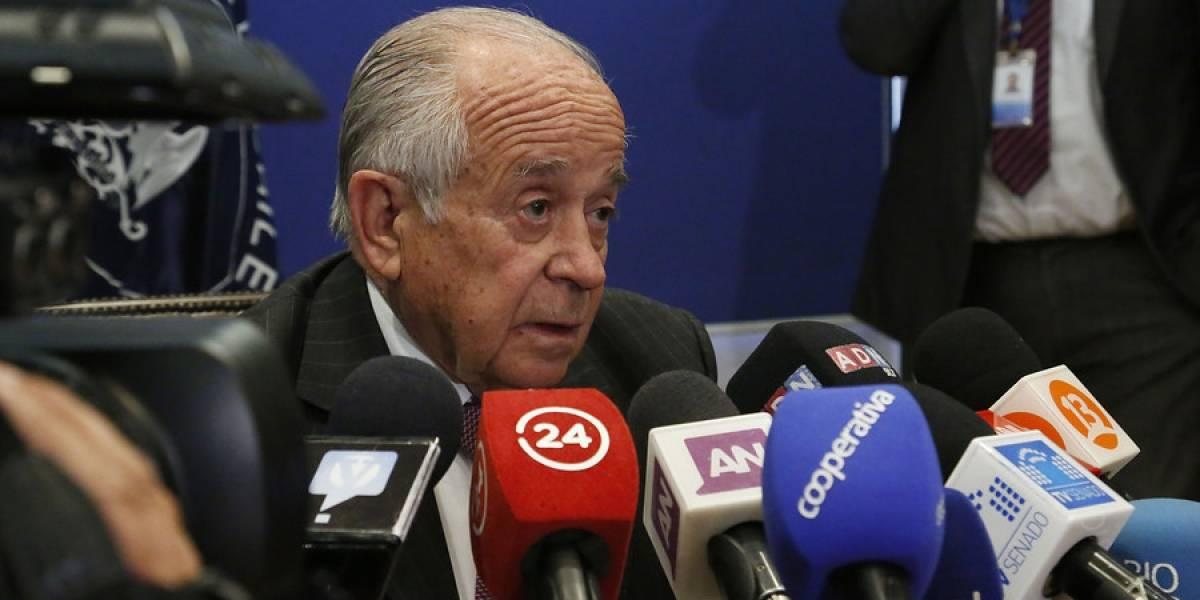 Las explicaciones de Andrés Zaldívar tras filtración de indagatorias en su contra