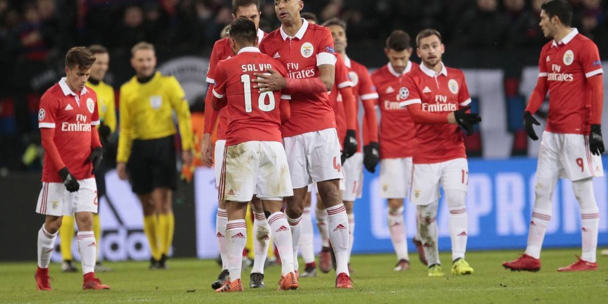 Raúl Jiménez y Benfica quedan eliminados de la Champions