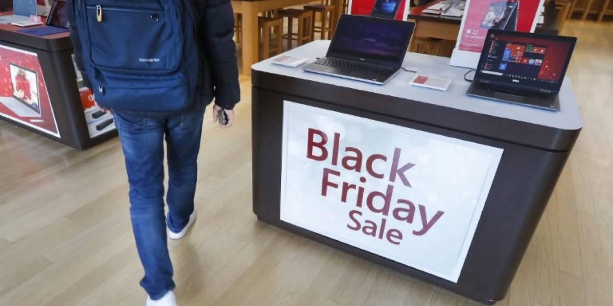 Compras de chilenos en el Black Friday de EEUU no paran de crecer