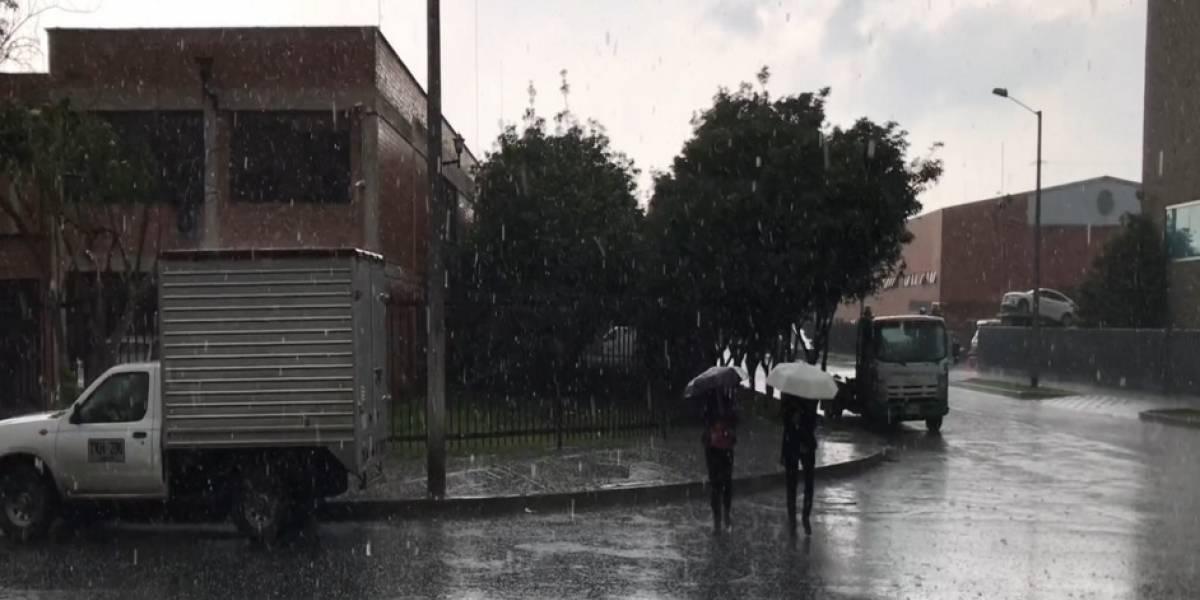 Estas son las localidades bogotanas que están en riesgo por las lluvias