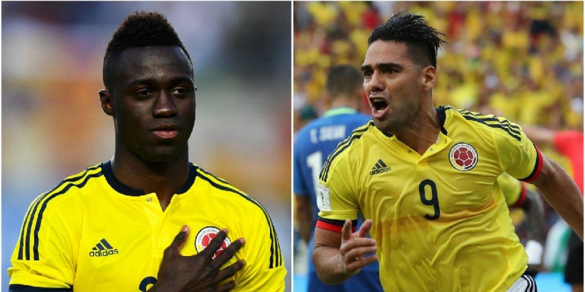 ¡Conquistadores! Falcao y Davinson, nominados al equipo del año UEFA