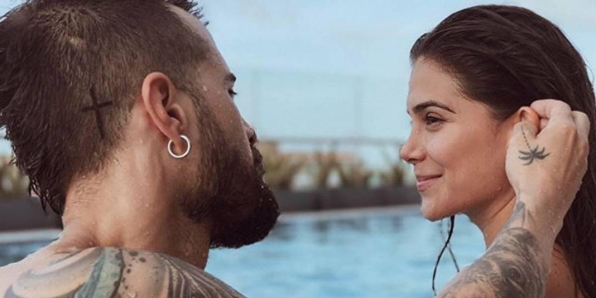 Greeicy Rendón y Mike Bahía se confesaron y hablaron sobre cómo tener una relación estable