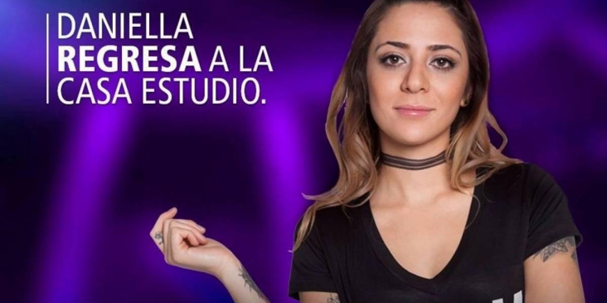 ¿Recuerda el desnudo de Daniella en 'Protagonistas'?