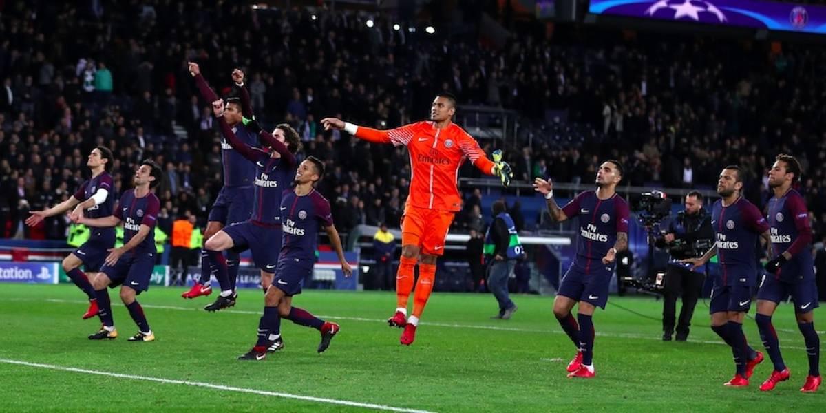 El PSG destroza al Celtic y avanza a Octavos de la Champions