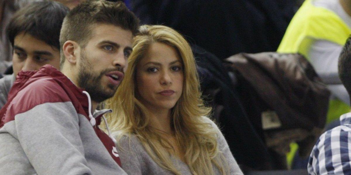 El sentido mensaje que le envió Shakira a Piqué luego de conocer su retiro de la selección