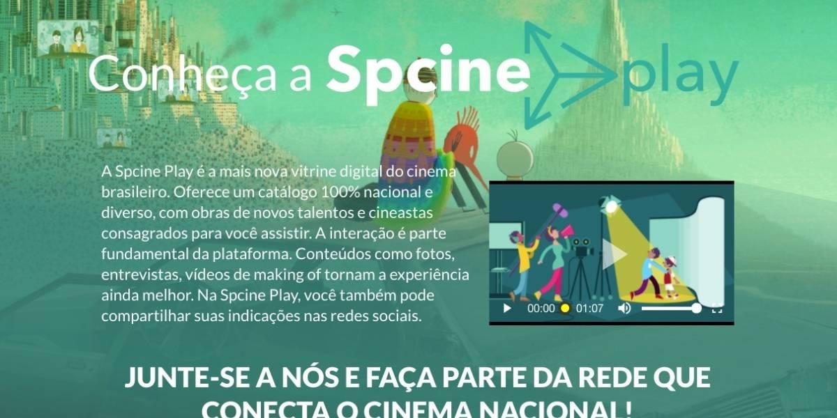 Filmes nacionais terão streaming com aluguel a R$ 3,90
