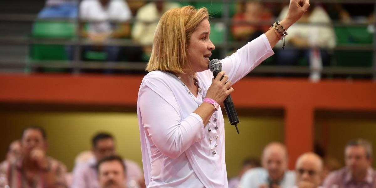Carmen Yulín no descarta candidatura a la gobernación en el 2020