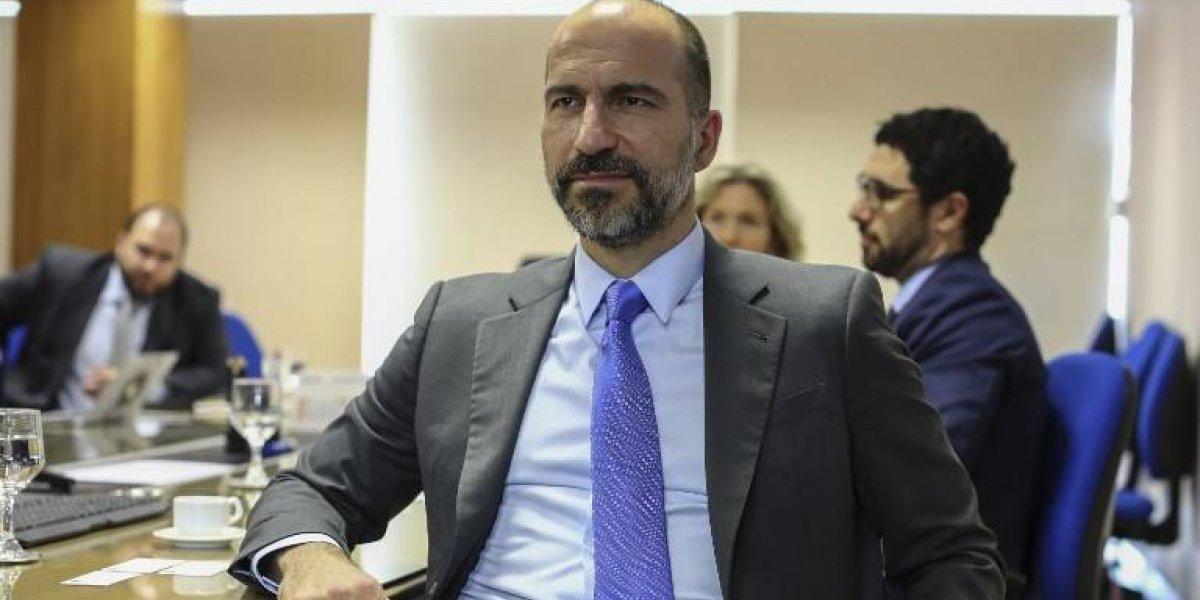 """CEO de Uber y hackeo: """" No intentaré justificarlo"""""""
