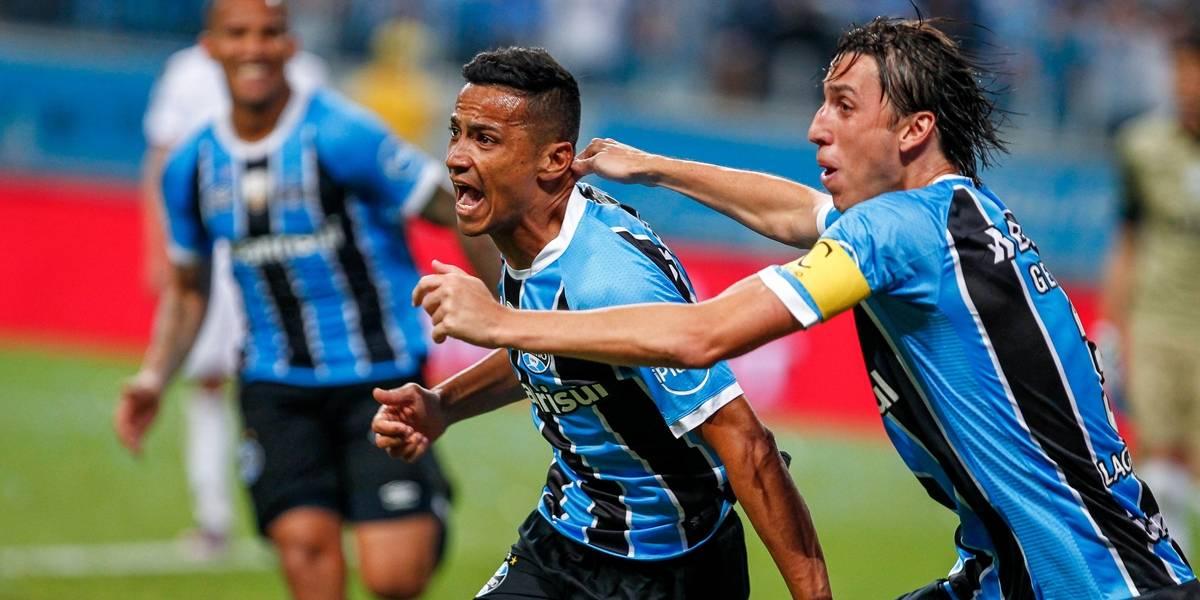 Grêmio vence o Lanús e joga pelo empate na Argentina para ser tri da Libertadores