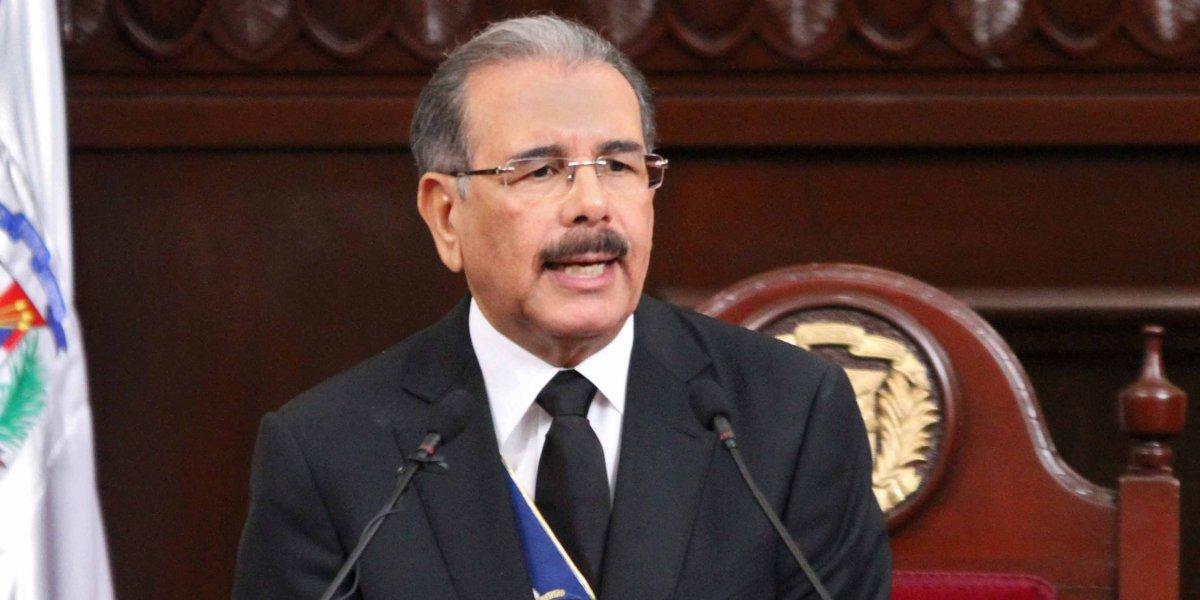 Danilo Medina envía mensaje por el 174 aniversario de la Independencia Nacional