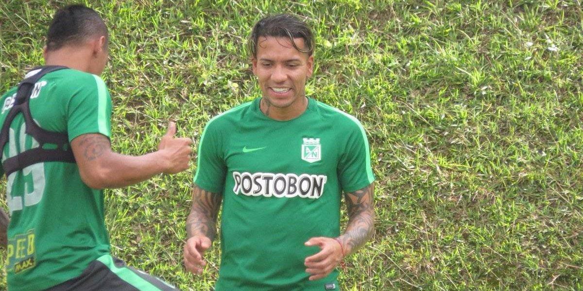 Dayro Moreno regresaría a México con los Pumas