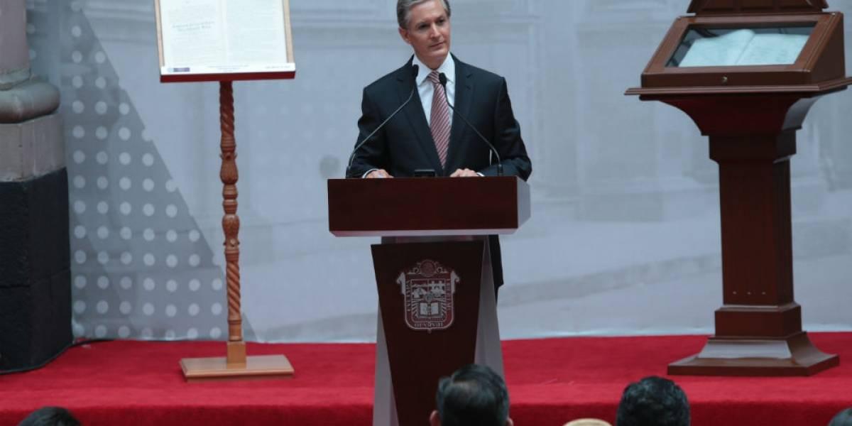 #Política Confidencial: Del Mazo se estrena en Edomex
