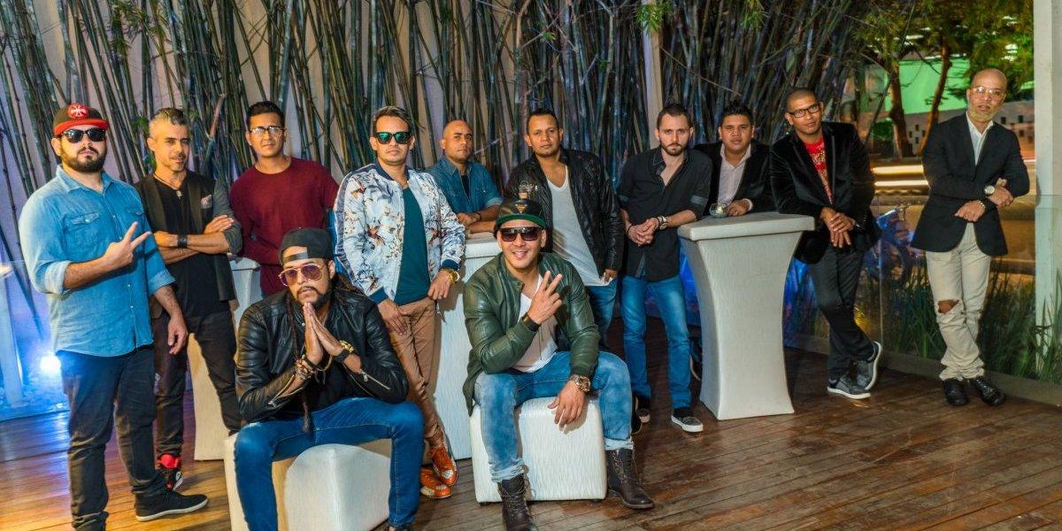 Djembé. Una banda de fusión tropical dispuesta a conquistar a los dominicanos