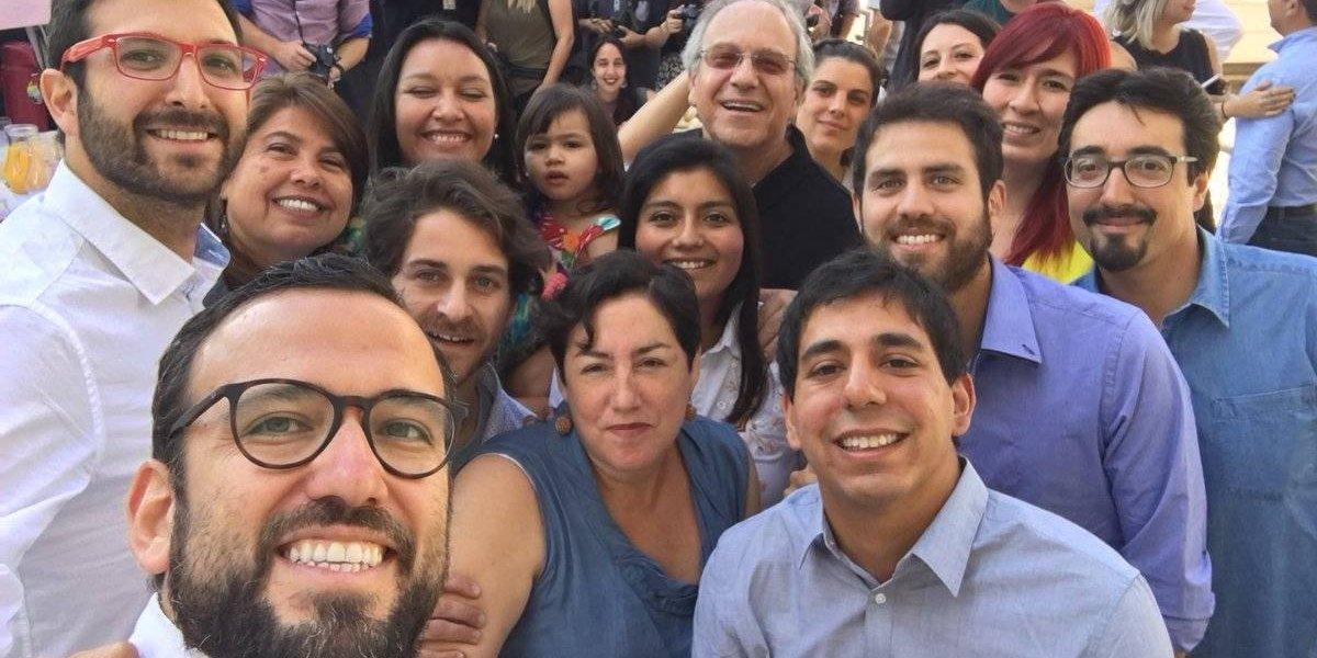 Bancada parlamentaria del Frente Amplio luce diversa, potente e irreverente para la legislatura 2018-2022