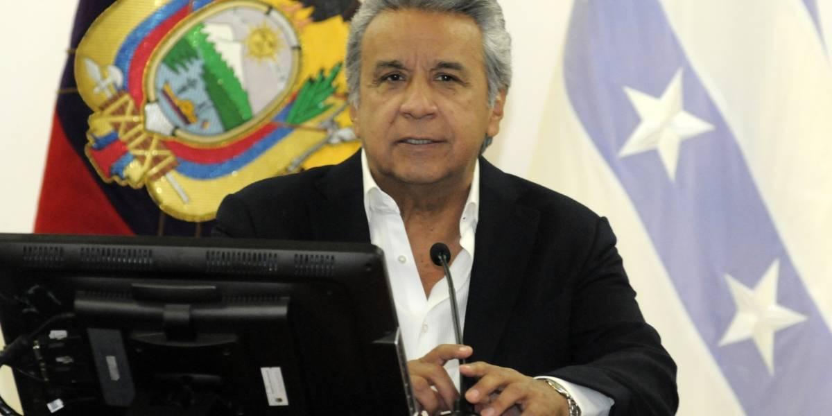 Presidente Moreno reduce pago del saldo del impuesto a la Renta