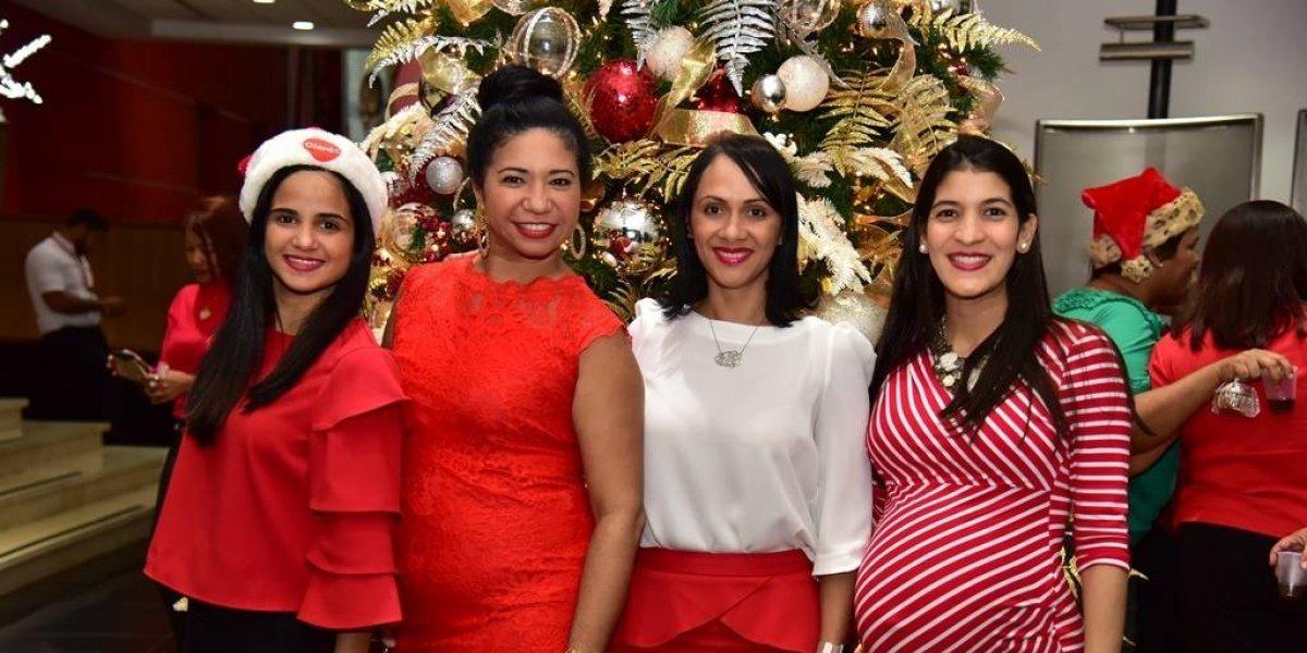#TeVimosEn: Claro le da la bienvenida a la Navidad
