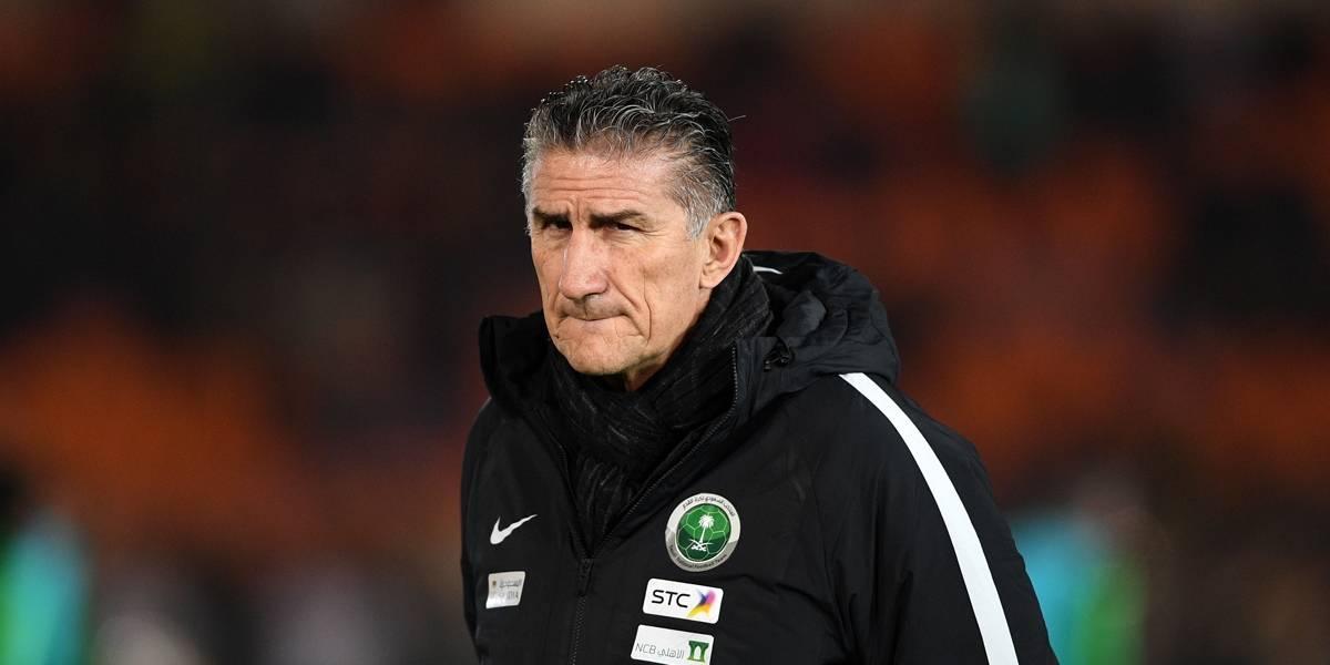 Bauza é demitido da Arábia Saudita e não vai à Copa com o país